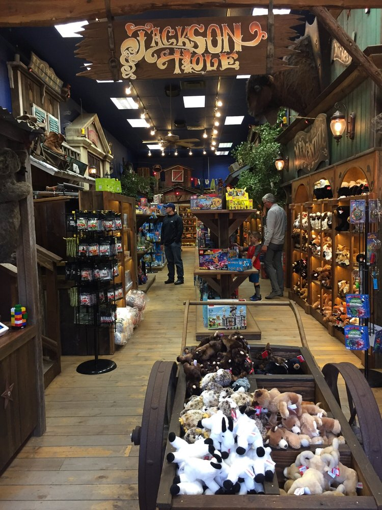 The Jackson Hole Toy Store: 165 N Ctr St, Jackson, WY