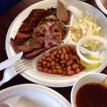 Photo Of Choice Barbecue Restaurant Killeen Tx United States Sausage And Brisket