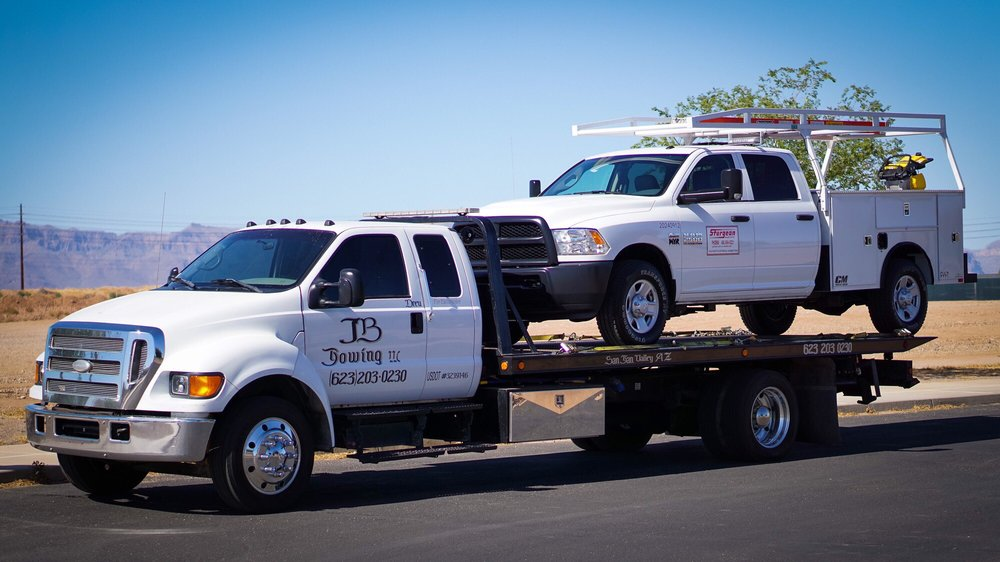 Towing business in San Tan Valley, AZ