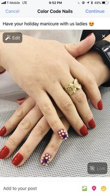 Color Code Nails 1141 Greenleaf Ave Wilmette, IL Manicurists - MapQuest