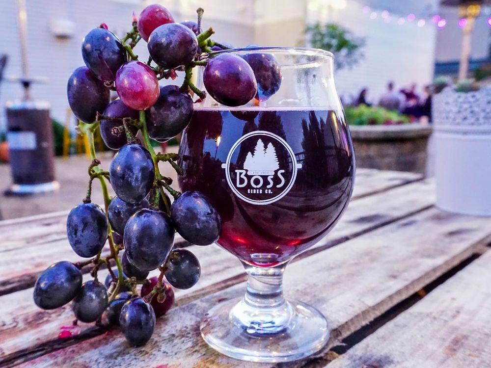 Boss Cider: 139 S Main St, Leslie, MI