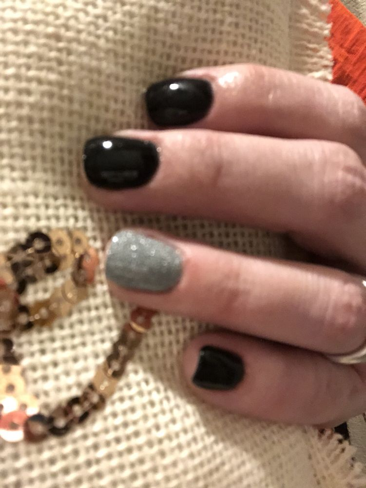 Black and silver SNS for New Years 2017-fresh for 2018 - Yelp