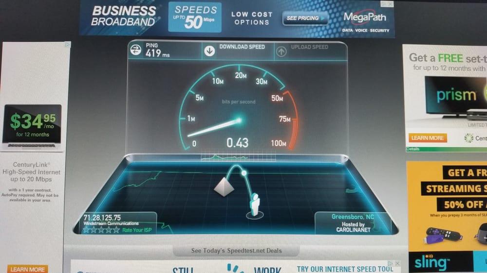 windstream - internet service providers