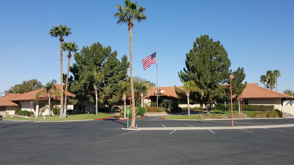Yuma Golf & Country Club: 3150 S Fortuna Ave, Yuma, AZ