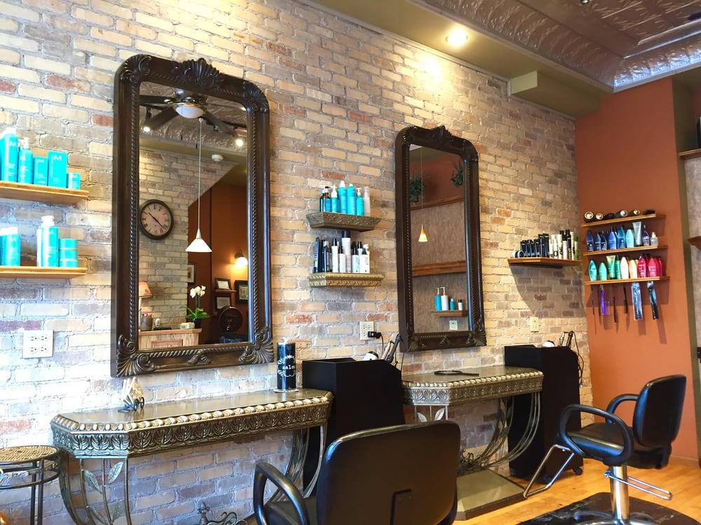 Salon On The Bluff: 89 E Scranton Ave, Lake Bluff, IL