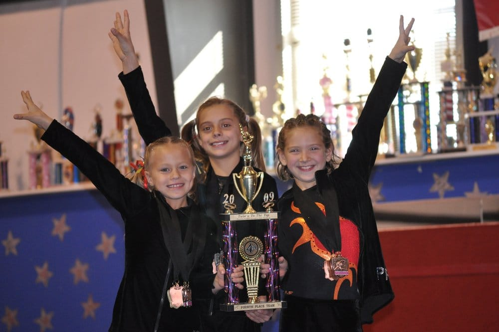 Prairie Fire Gymnastics & Athletic Center: 704 Industrial Ave, Grinnell, IA