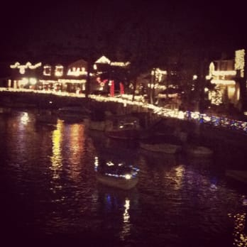 photo of naples canals long beach ca united states beautiful lights