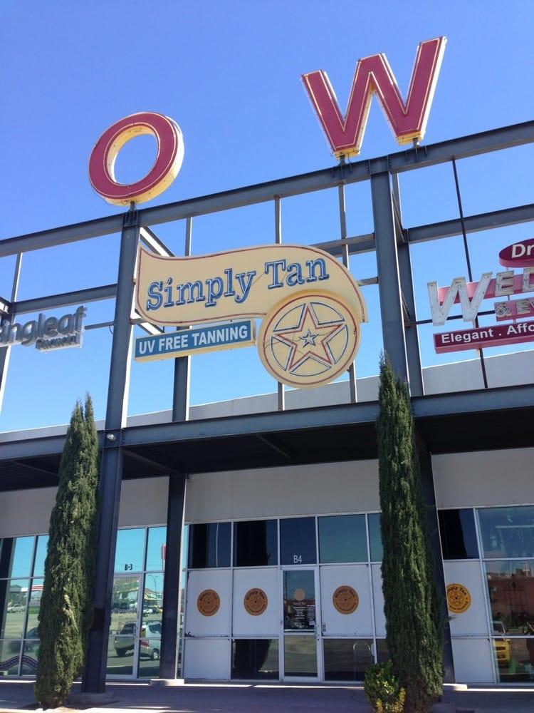 Simply Tan Spa: 1506 Lee Trevino Dr, El Paso, TX