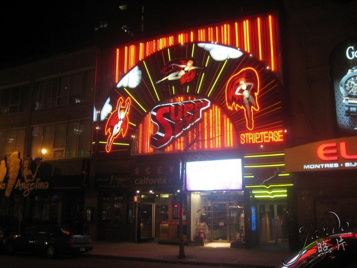 Club super sex montreal qc