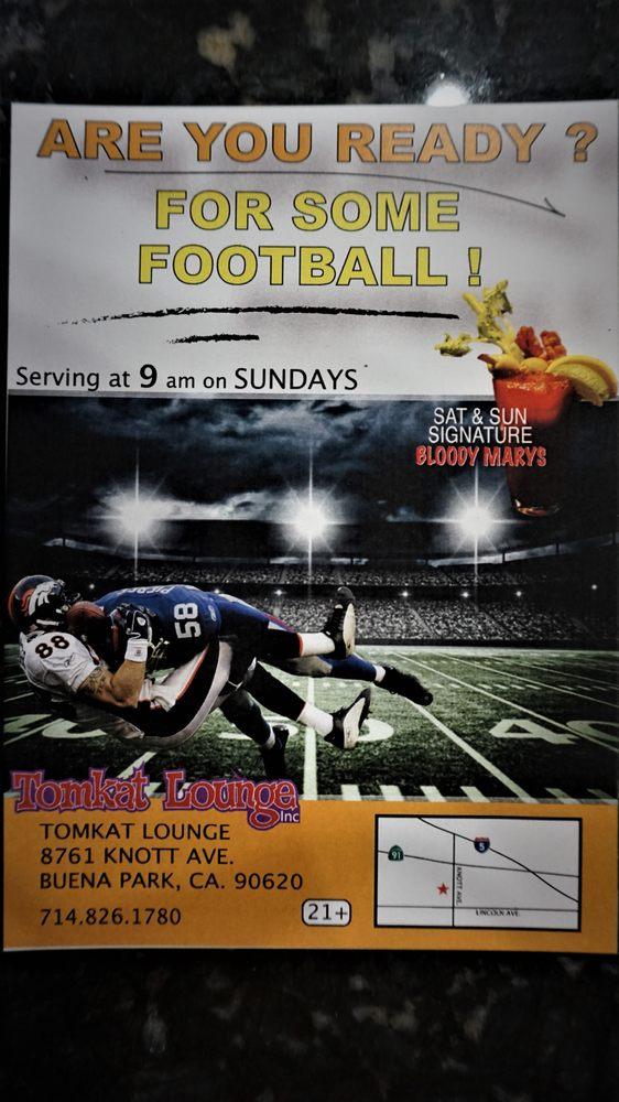 TomKat Lounge: 8761 Knott Ave, Buena Park, CA