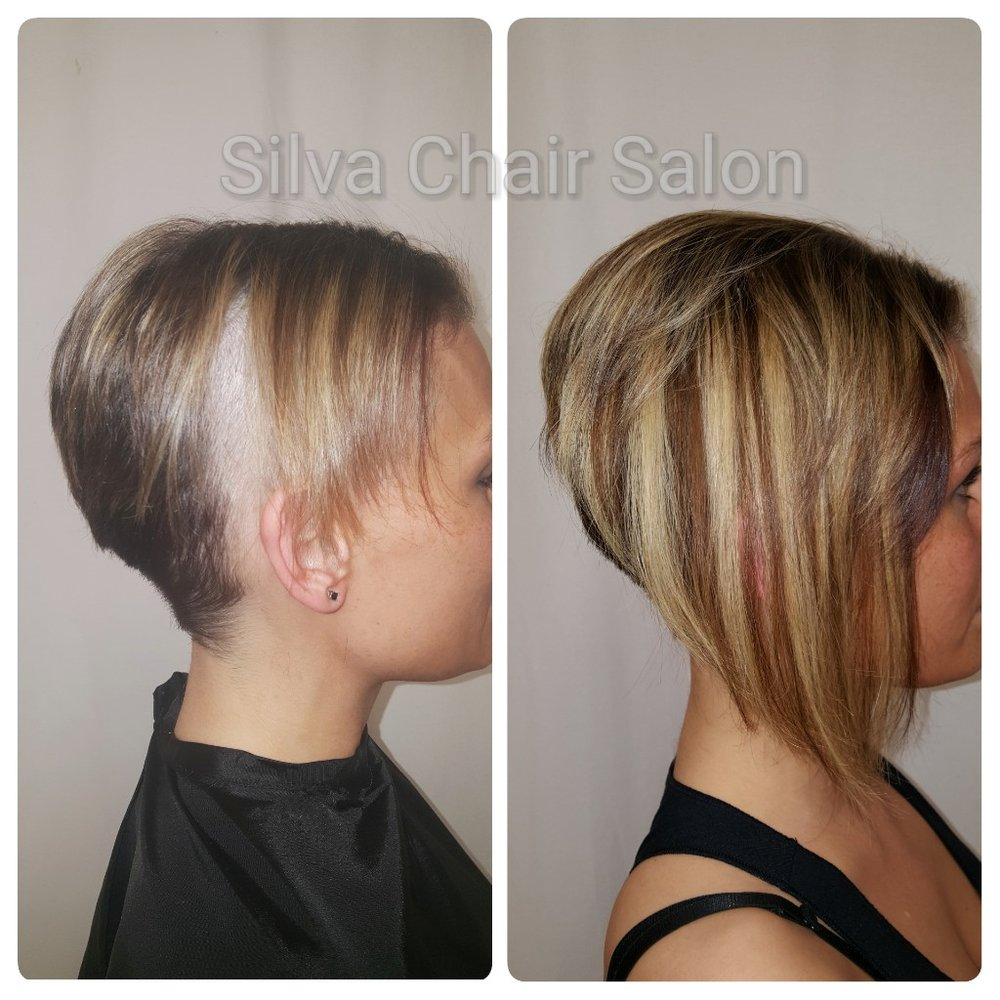 The Silva Chair Salon 75 Photos Hair Extensions 2825 Rose St