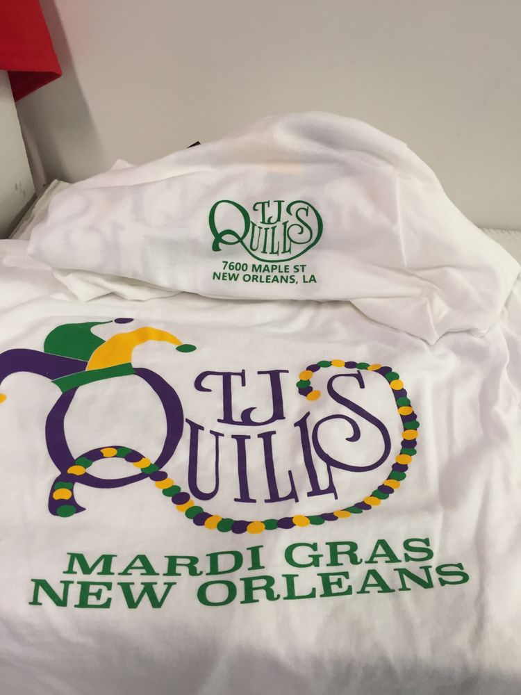 Screen printing unlimited 47 foto serigrafia stampa t for T shirt printing new orleans