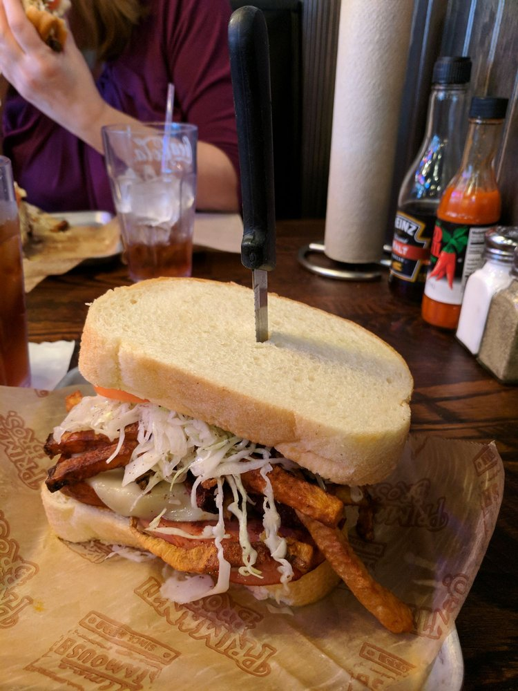 Social Spots from Primanti Bros. Restaurant and Bar Lancaster