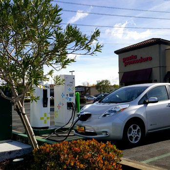 Vallejo Nissan Charge Electric Car
