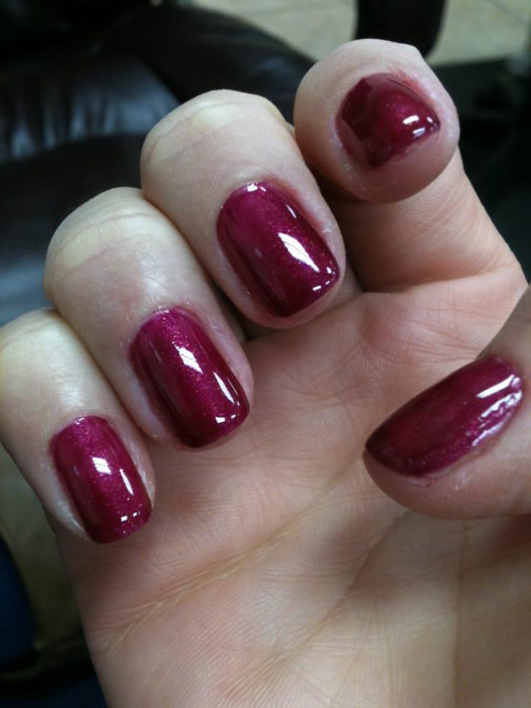 Acrylic Nails.. $18 - Yelp