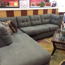 Photo Of Ikasa Furniture U0026 Mattress   Hartford, CT, United States. Charcoal  Couch