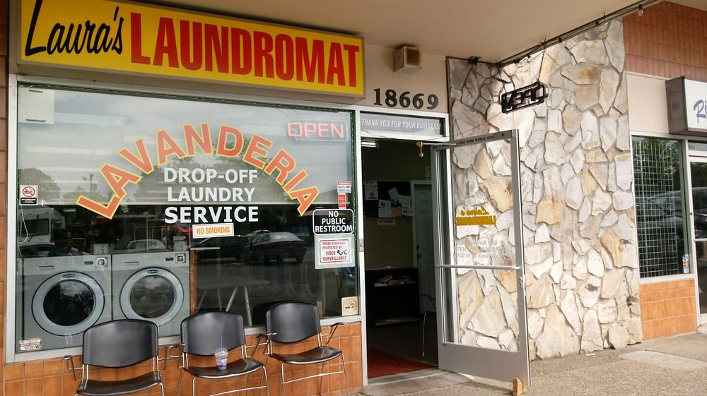 Laura's Laundromat: 18669 SW Tualatin Valley Hwy, Beaverton, OR