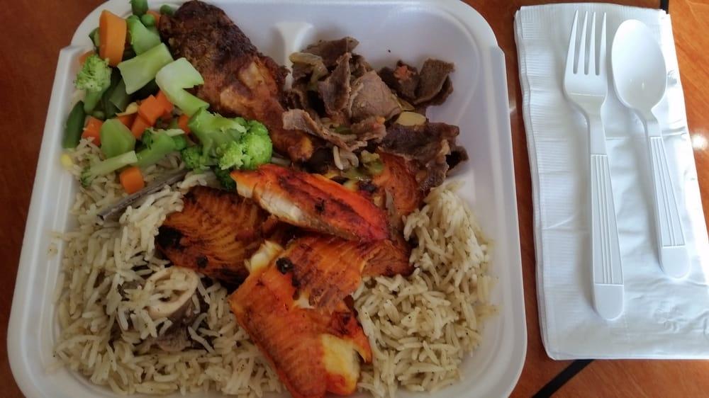 New Somali Kitchen Restaurant