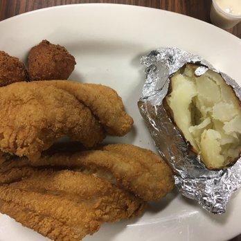 Photo Of Rosehill Seafood Restaurant Columbus Ga United States Catfish Filets