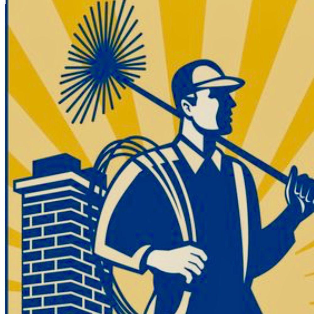 B-Clean Chimney Sweep and Repair: 8224 Wycliffe Ct, Manassas, VA
