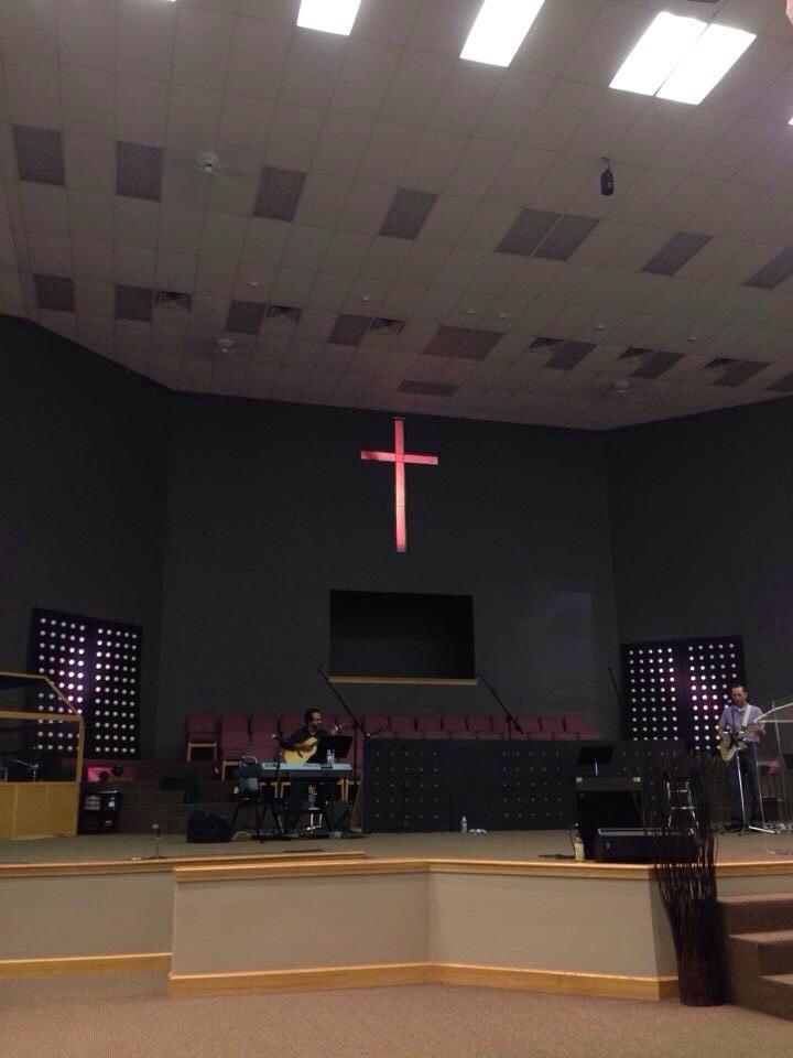 Cornerstone Full Gospel Church: 4509 Salt Creek Dr, Duncan Falls, OH