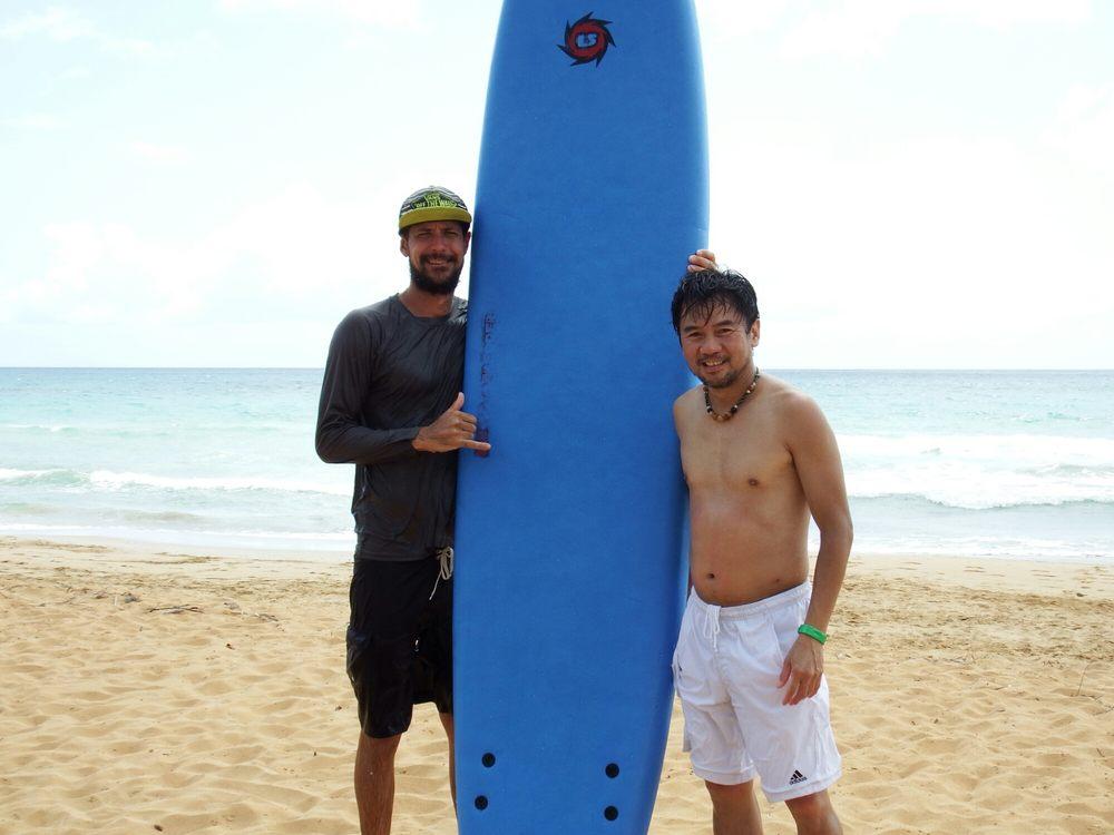 Bob's East Island Surfing Adventures: Calle Luquillo Beach Blvd S/N, Luquillo, PR