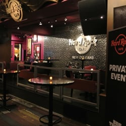 Hard Rock Cafe New Orleans Yelp