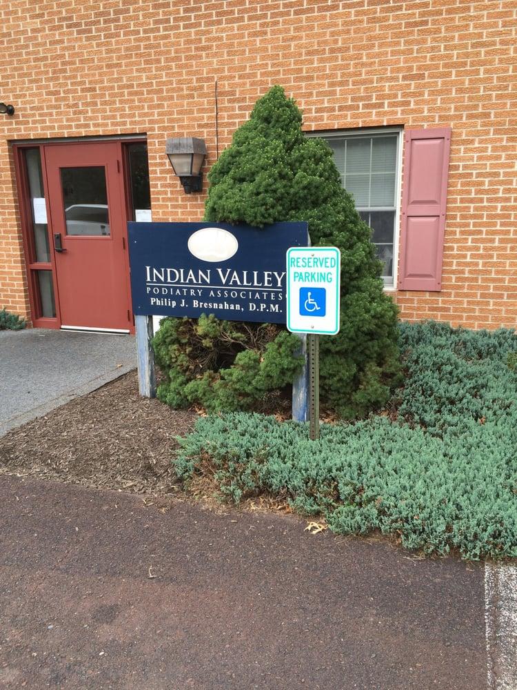 Indian Valley Podiatry Associates, PC: 165 Main St, Harleysville, PA