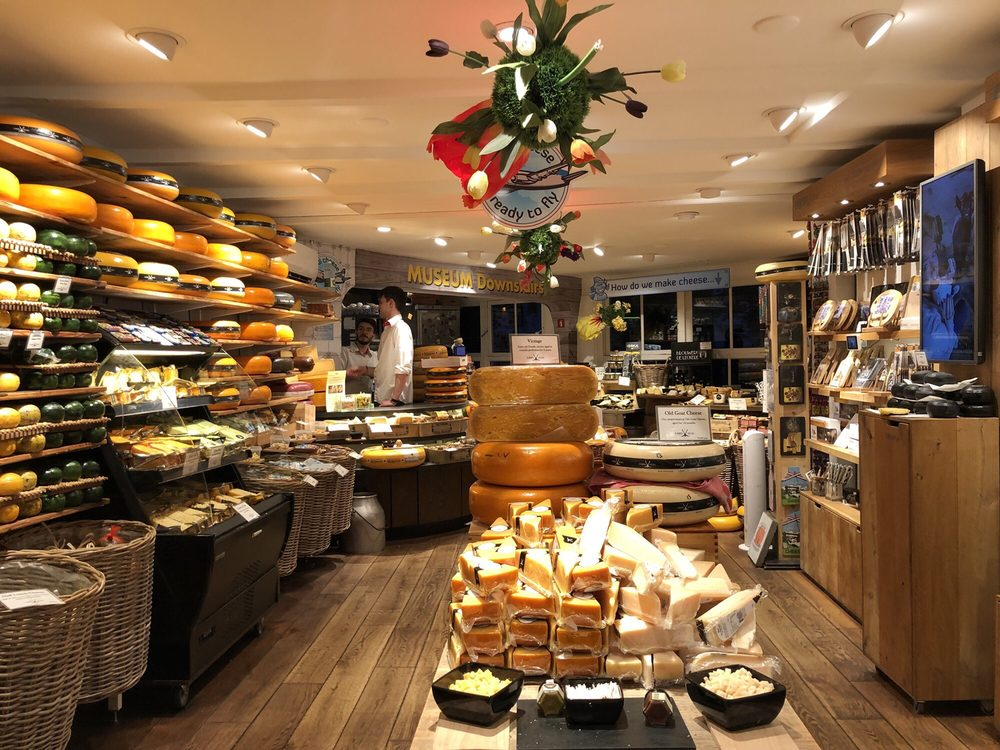 Amsterdam Cheese Museum: Prinsengracht 112, Amsterdam, NH