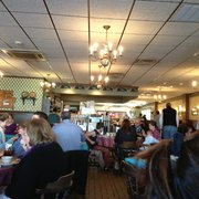 They Have Super Foto De Country Kitchen Highland Park Il Estados Unidos Dining Area And