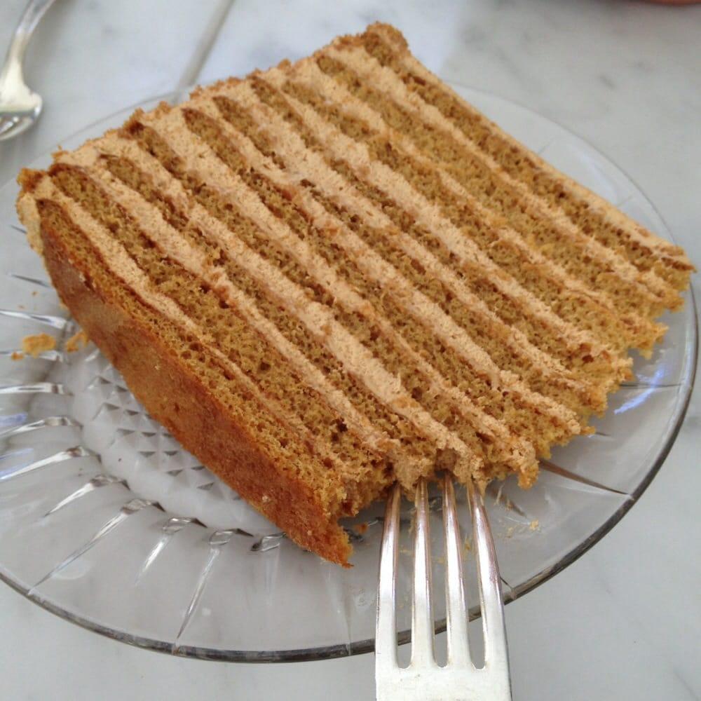 Layer Russian Honey Cake