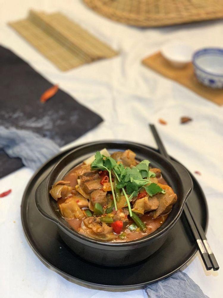 Food from Dumpling Xuan