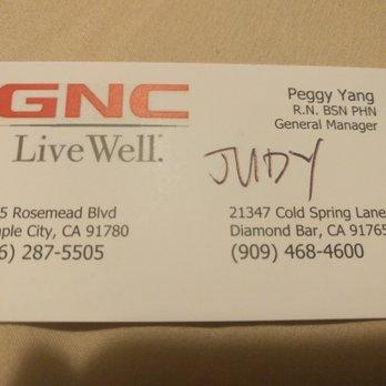 gnc employee