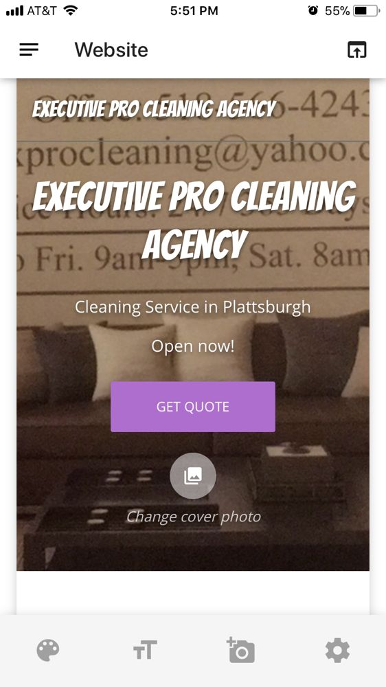 Executive Pro Cleaning Agency: 29 Williams St, Plattsburgh, NY