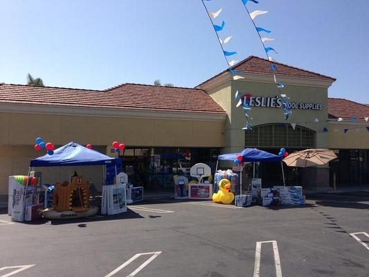 Leslie's Pool Supplies, Service & Repair 5054 W 190th St
