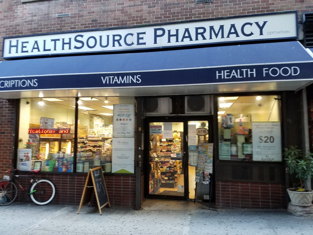 health source pharmacy - drugstores - 120 e 34th st  murray hill  new york  ny - phone number
