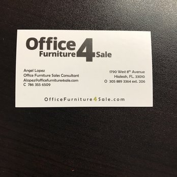 Office furniture 4 sale 112 photos 44 reviews office equipment photo of office furniture 4 sale hialeah fl united states this place reheart Gallery