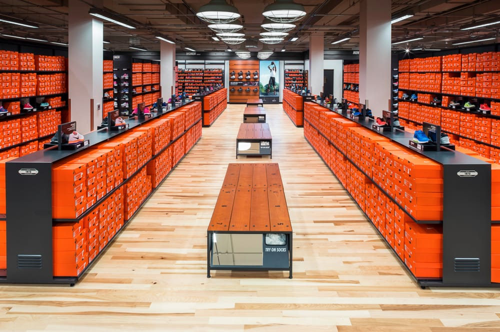 Nike Factory Store: 80 Premium Outlet Blvd, Merrimack, NH