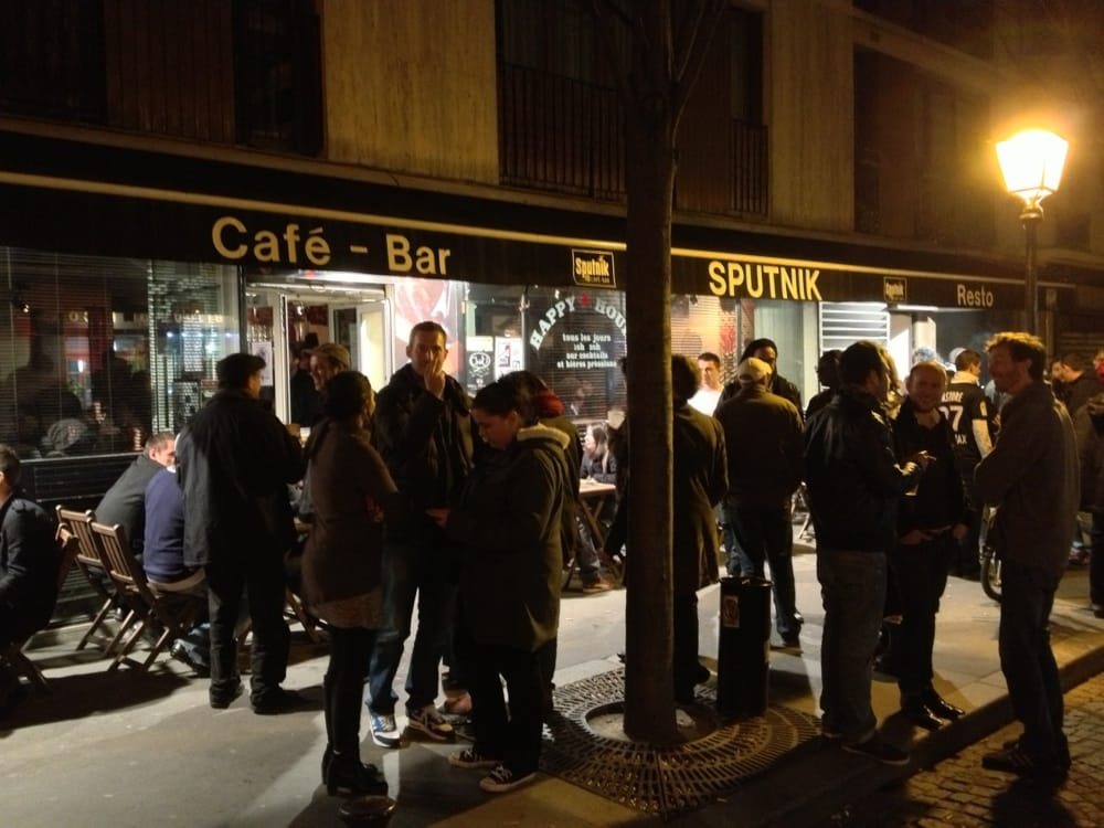 Sputnik 16 foto 39 s 49 reviews frans 14 rue butte - Restaurant butte aux cailles ...