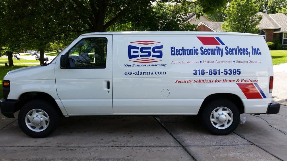 Electronic Security Services: 2610 S Seneca St, Wichita, KS