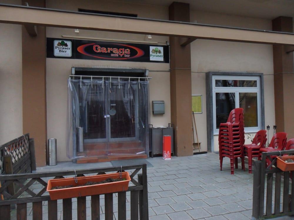 cafe bar garage cafeter as rennweg 12 14 innenstadt n remberg bayern alemania. Black Bedroom Furniture Sets. Home Design Ideas