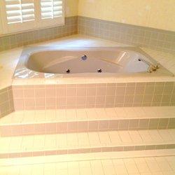 Photo Of Most Lustre   Tampa, FL, United States. Jacuzzi Tub Refinishing ...