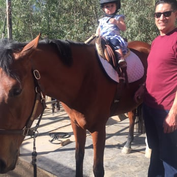Photo Of Black Star Equestrian Huntington Beach Ca United States Birthday Ride