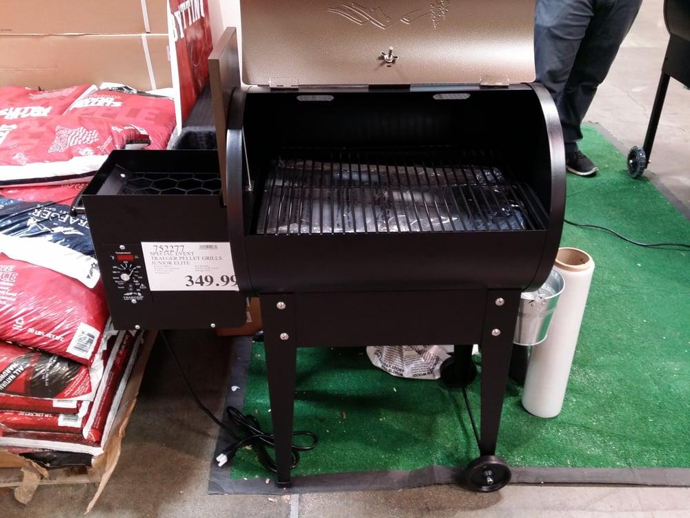 Traeger Wood Pellet Grill Junior Elite $349.99 - Yelp