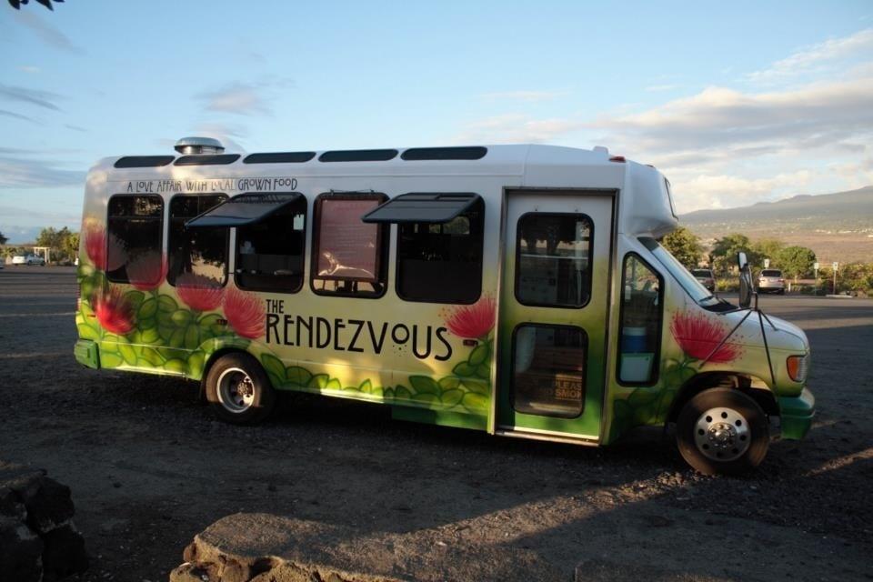 Rendezvous Hawaii Food Truck
