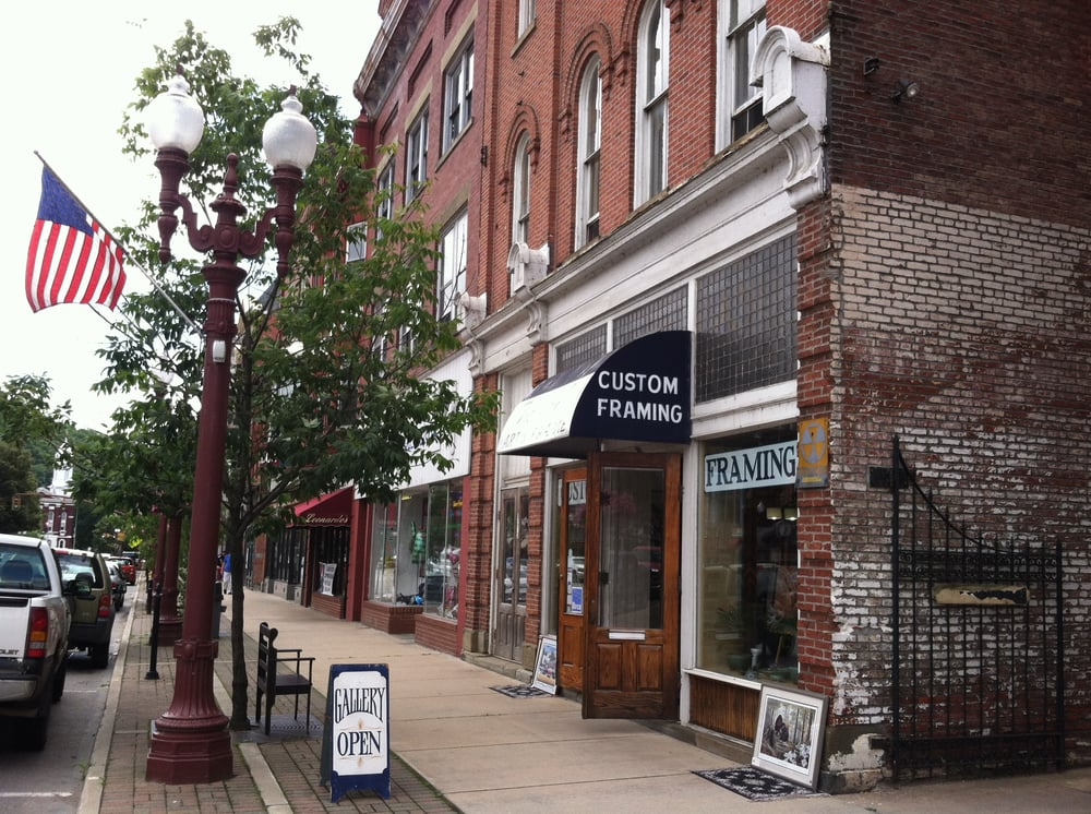 Victorian City Art & Frame - Framing - 1273 Liberty St, Franklin, PA ...
