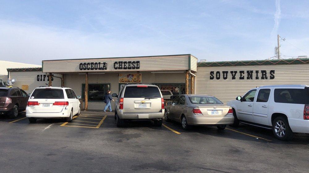 Osceola Cheese