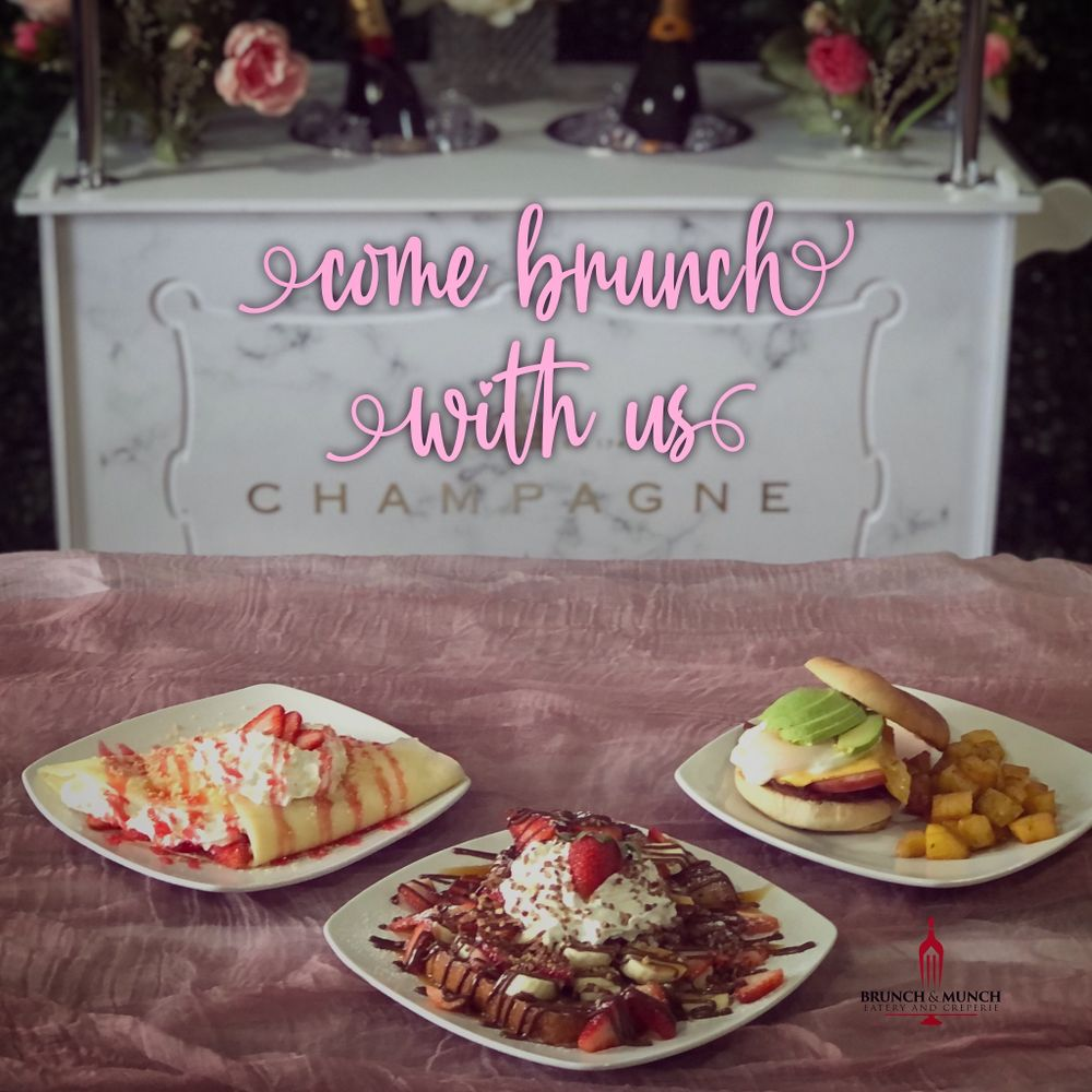 Brunch and Munch Eatery And Creperie: 818 N County Rd W, Odessa, TX