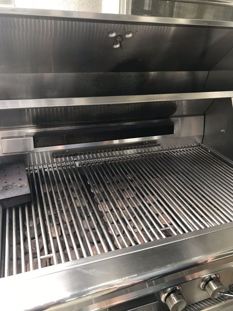 South Bay Grill Cleaning: Redondo Beach, CA