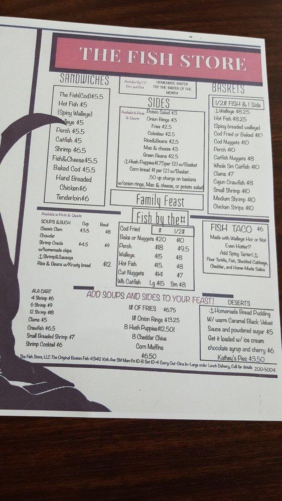 The Fish Store: 4342 16th Ave SW, Cedar Rapids, IA